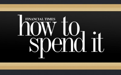 "UK Restoration Features in Financial Times ""How To Spend It"""
