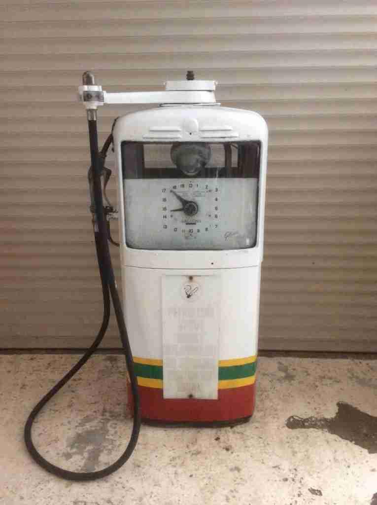 Gilbarco Petrol Pump
