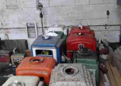 Petrol Pumps As Found