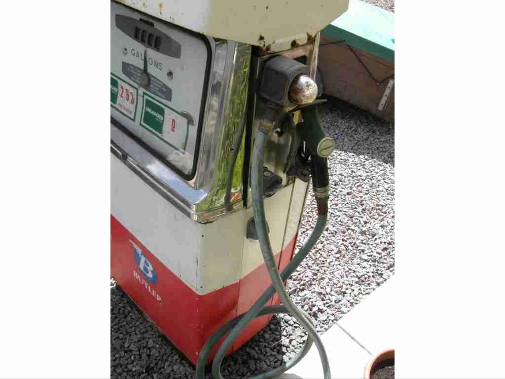 Wayne Numerator Petrol Pump