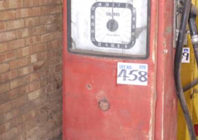 Avery-Hardoll Post War Petrol Pump
