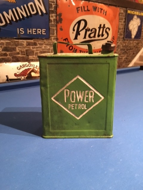 Power Petrol Can