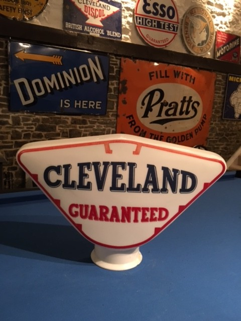 Cleveland Guranteed Globe
