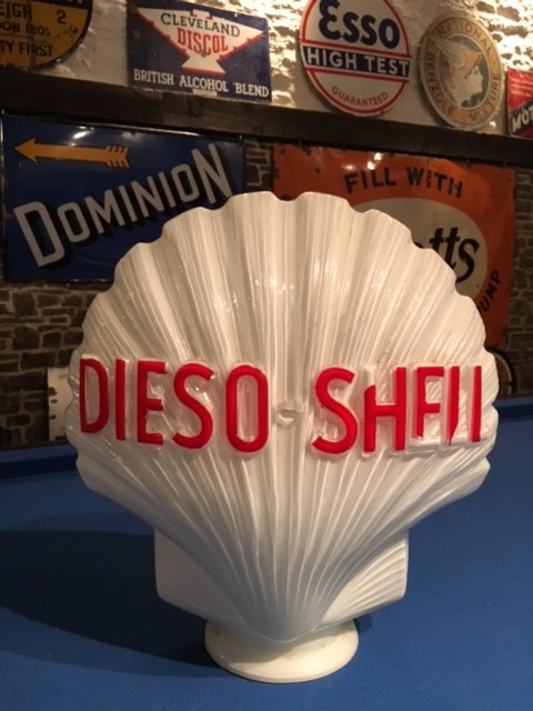 Dieso Shell Repoduction Globe