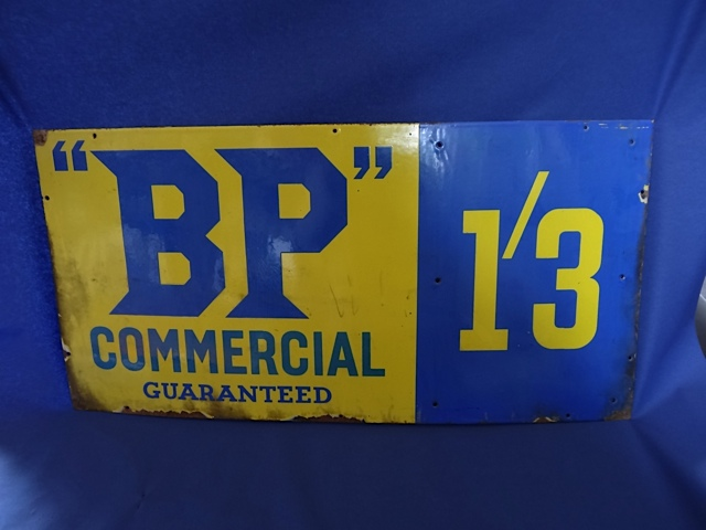 BP Commercial 1'3 Sign