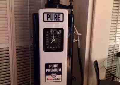 Wayne 70 Petrol Pump in Pure Livery