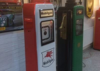 Mike Dean's Two Petrol Pumps in Brighton