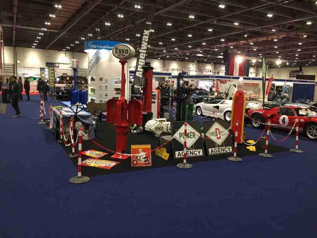 UK Restoration's LCCS Show stand 2