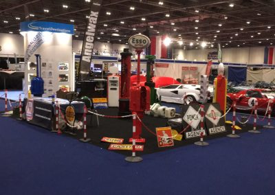 LCCS Show stand 3