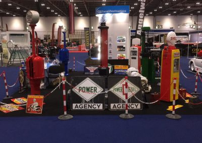 LCCS Show stand 4