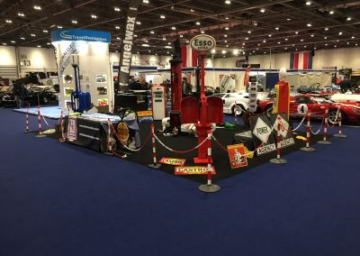 LCCS Show stand