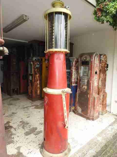 Correct Measure Petrol Pump