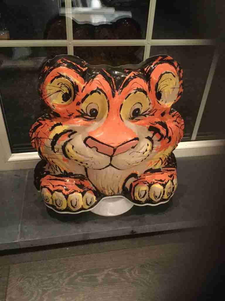 Esso Tony The Tiger Globe
