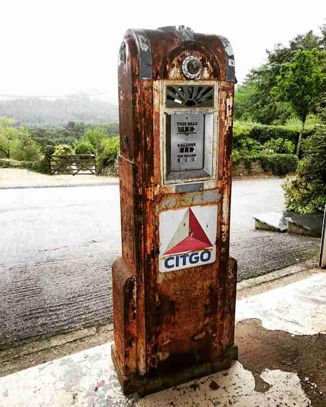Wayne 60 Petrol Pump