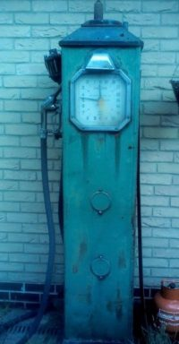 Unrestored Avery Hardoll 288 Petrol Pump