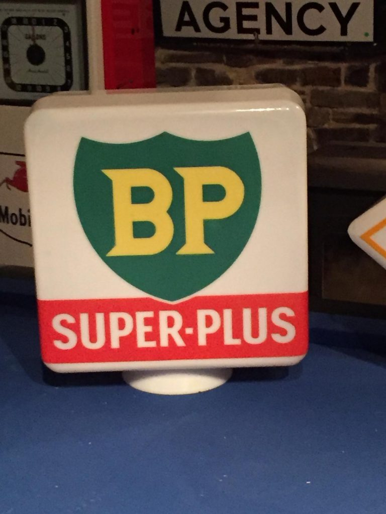 UK Restoration Super Plus BP Globe
