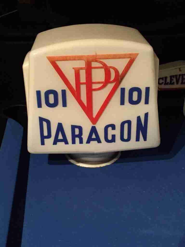 UK Restoration's Paragon 101 Vintage Globe