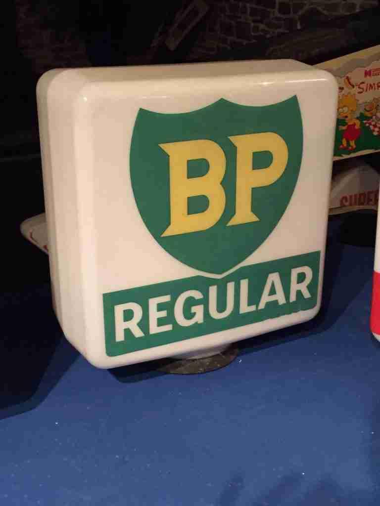 UK Restoration BP Reguler Globe