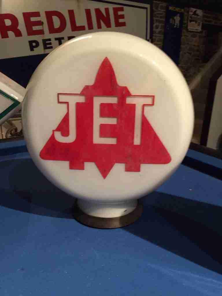 UK Restoration Jet Globe
