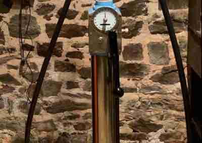 UK Restoration's Avery Hardoll CH1 Petrol Pump in Gulf Livery 2