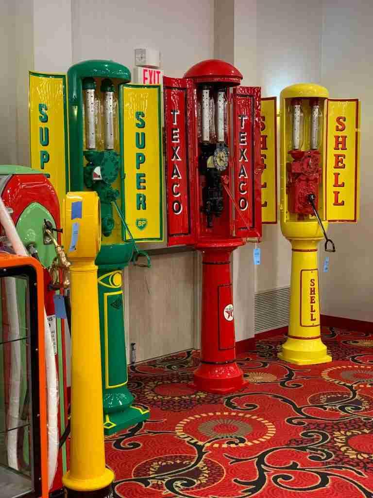 UK Restoration's Satam Petrol Pumps