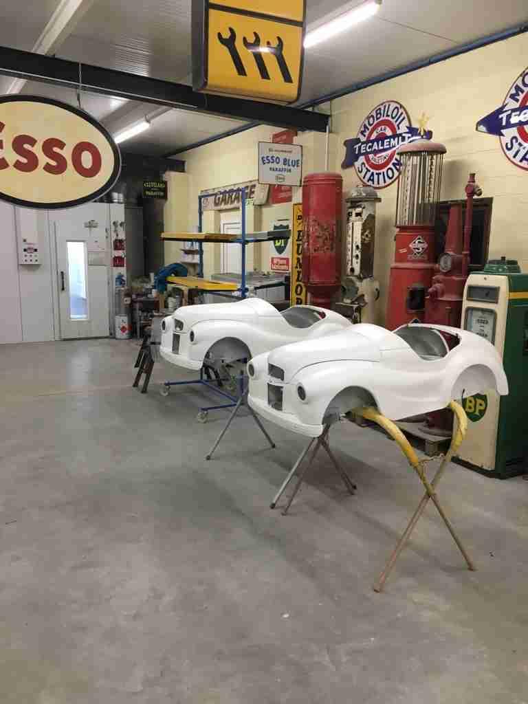 UK Restoration's Workshop