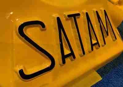 UK Restoration's Satam Birdcage Petrol Pump1