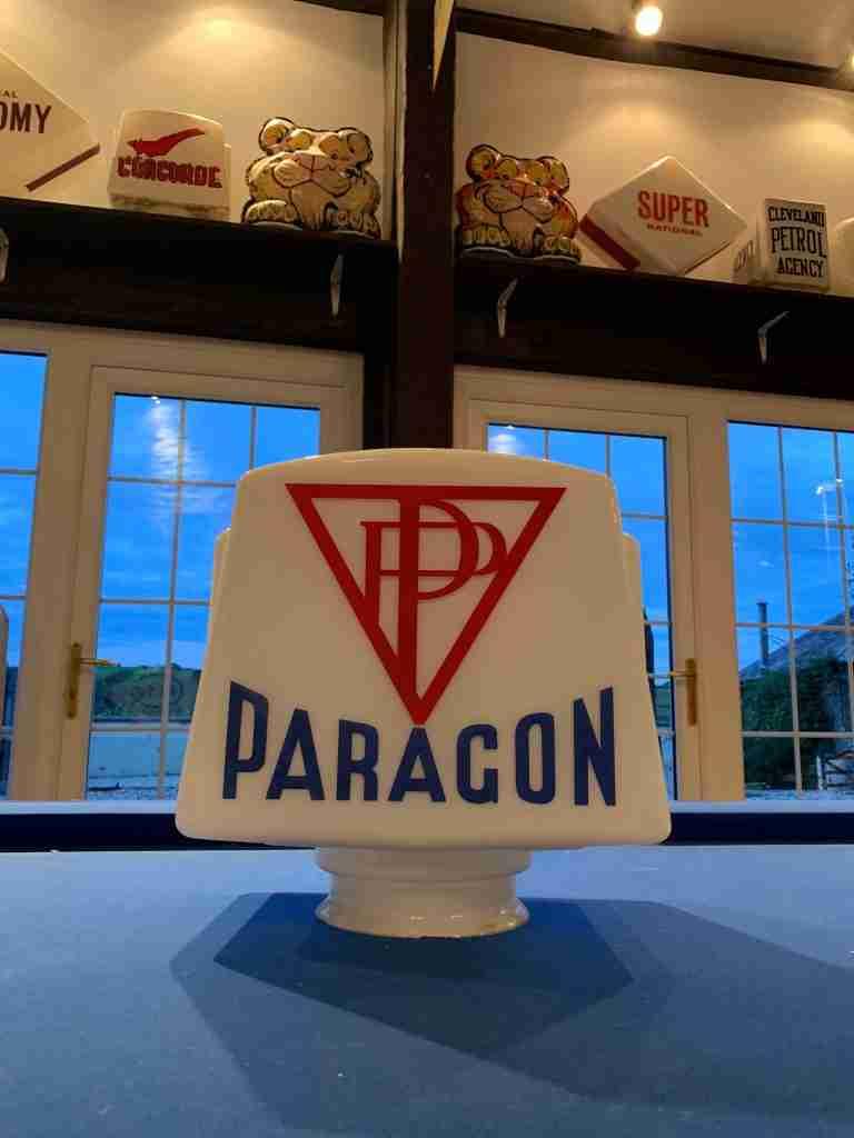 UK Restoration's Paragon Vintage Globe