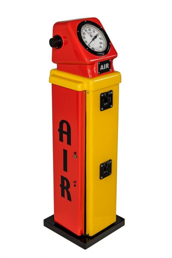Fully Restored Vintage PCL Air Tower by UK Restoration