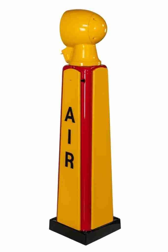 UK Restoration's Vintage Dunlop Air Tower in Dunlop Livery4