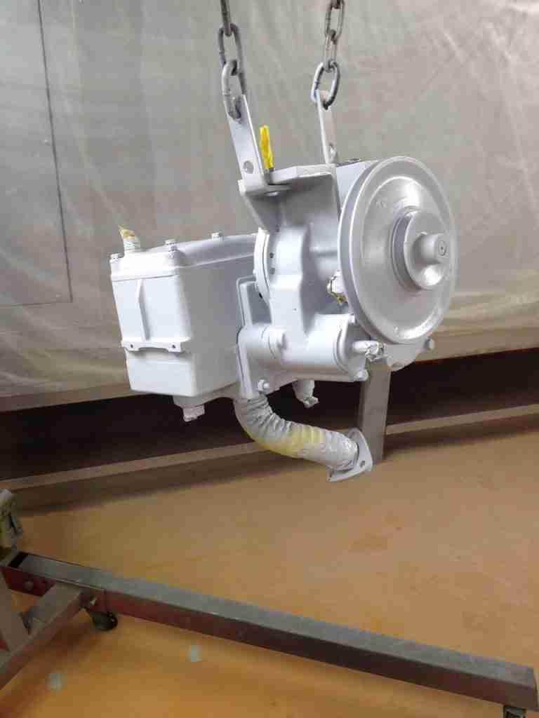 UK Restoration's Avery 101 Restored Petrol Pump in Gulf Livery25