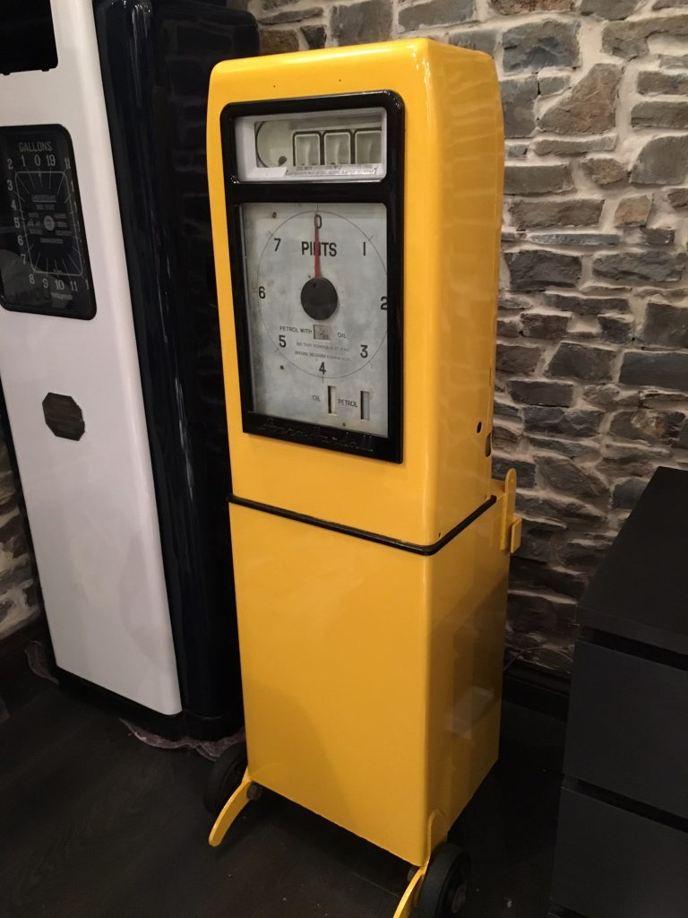 UK Restoration's Vintage Avery Hardoll Two Stroke Pump